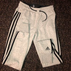 ADIDAS joggers. Size XS
